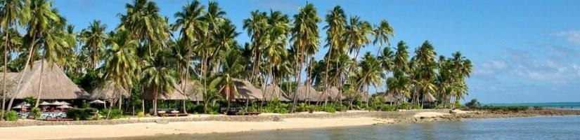 Fidžis - egzotinė kelionė