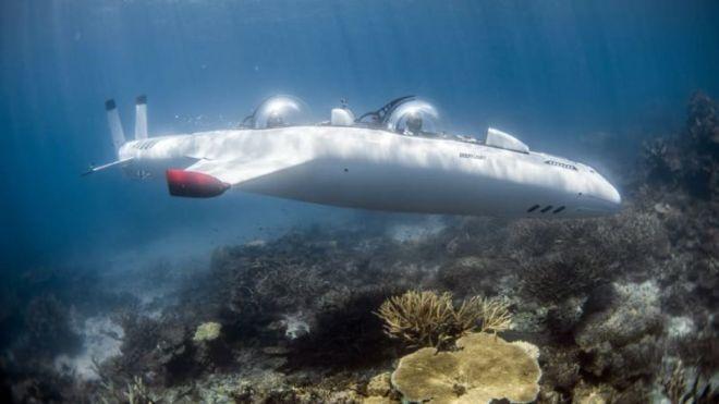 Apie Fidžį - povandeninis laivas
