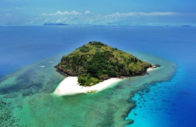 Apie Fidžį - Yadua sala