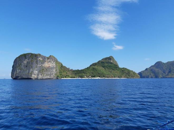 Helicopter sala, El Nido, Filipinų salos