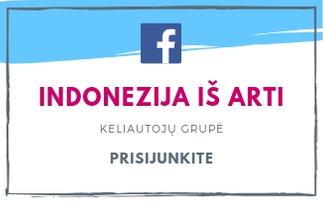 Keliautojų klubas - Indonezija iš arti