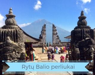 Ekskursija Rytų Balio perliukai