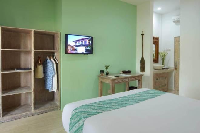 Sanur house kambarys - viešbučiai Sanure