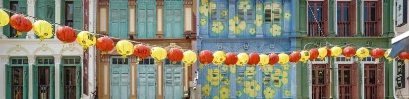 Idėjos ką pamatyti Singapūre – spalvingas kinų kvartalas ir kaimynystė
