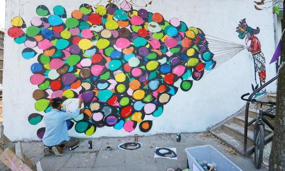 Anagard gatvės menas Lietuvoje