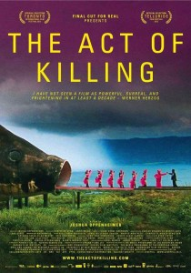 "Indonesian discoveries - ""The act of killing"""