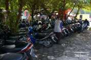 Motorbike parking