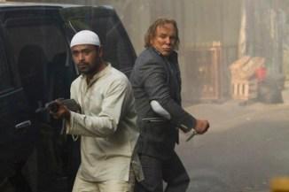 Scene with Muslim