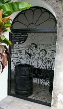 Street art in Penang island