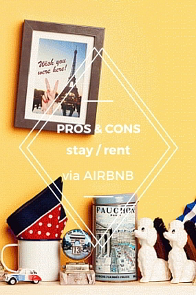 Pros and cons stay or rent in airbnb pinterest