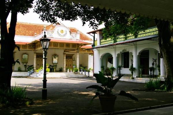 Yogyakarta attractions - Kraton