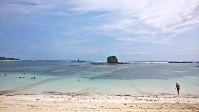 Lombok beach - Kuta
