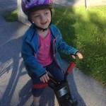 Trött morgon blev cykelmorgon