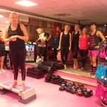 Underbar energifylld träning