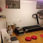 Gym och löpning