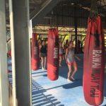 Thaiboxning på riktigt