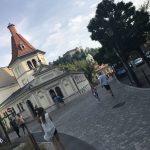 Vår resa går vidare till Slovenien