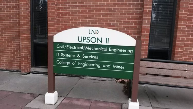 The university of North Dakota (3)
