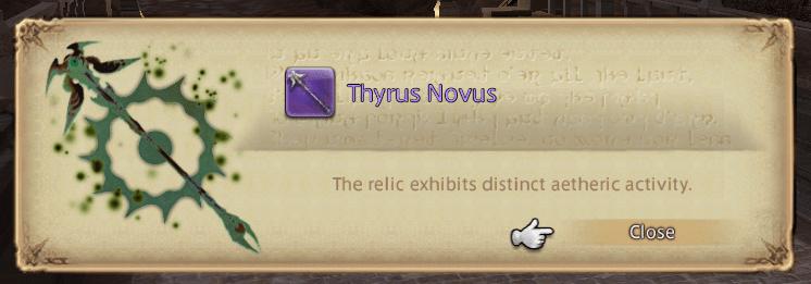 Thyrus Nexus Pr