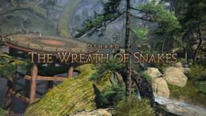 Come on big snake.