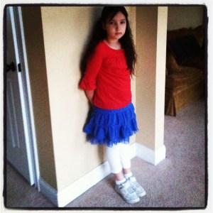 Lorelei patriotic