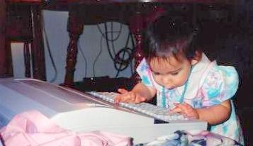 Emily embarking upon her writing career