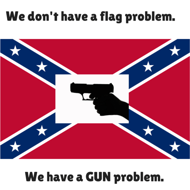 It's not a flag problem (1)