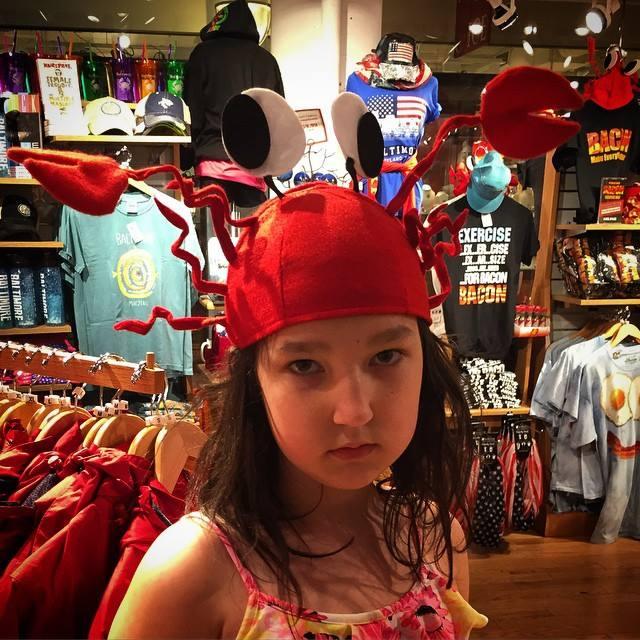 lorelei crab