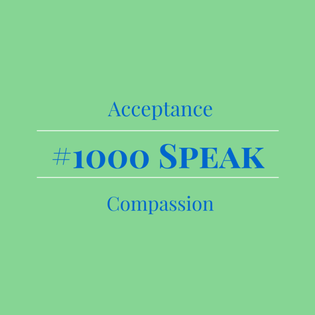 #1000 Speak