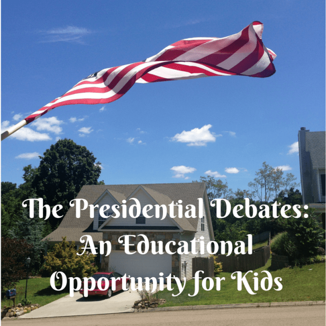 The Presidential Debates- An Educational