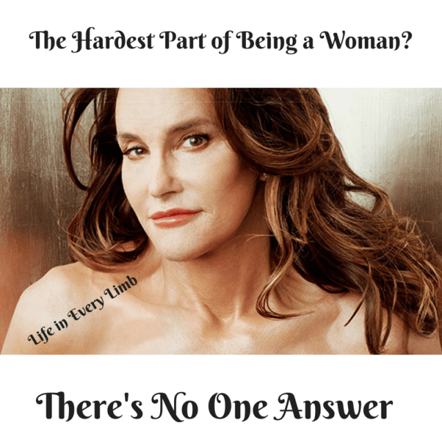 The Hardest Part of Being a Woman