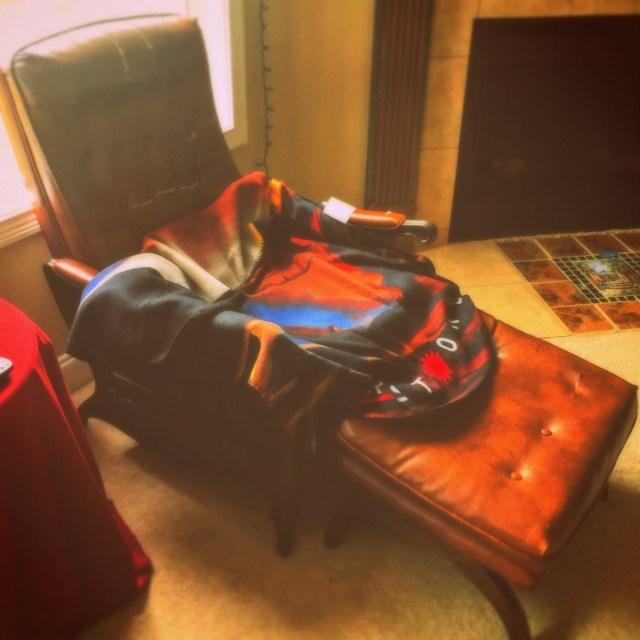 Graddaddy's Chair 1