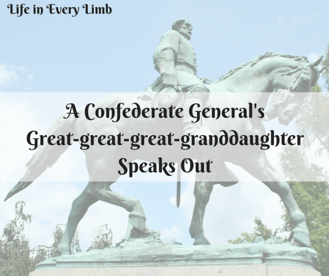 A Confederate General's Great-great-great-granddaughter Speaks Out