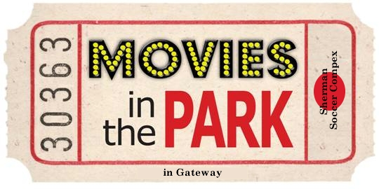 Movie in the Park featuring Minions at the Gateway Soccer Fields - Saturday, February 6th @ 6:30 PM