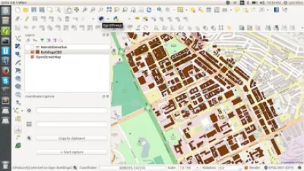 3D visualization of Data in QGIS | Life in GIS