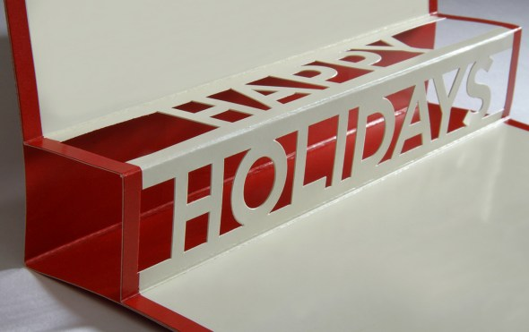 holiday cards corporate
