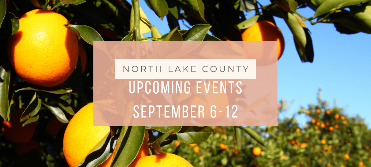 Weekly Events September 6-12