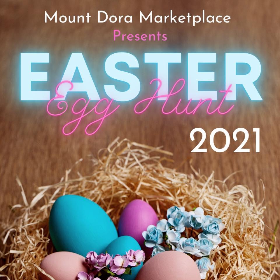 Mount Dora Marketplace Easter