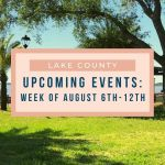 Mount Dora Events August 6th