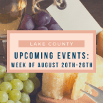 Mount Dora Events August 20th