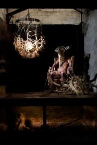Lucern Ferre, Alex Randall lights, photographs Claire Rosen