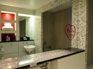 Bathroom, Malmaison, London