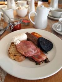 Breakfast, The Gallivant, Rye