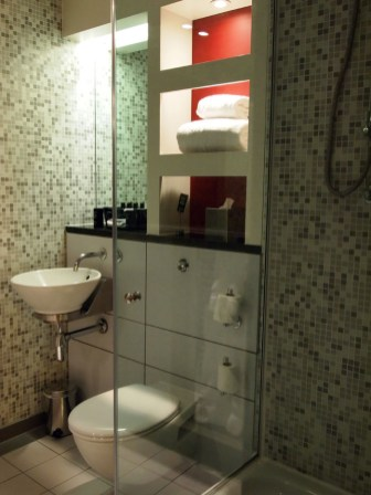 Shower, Malmaison, London
