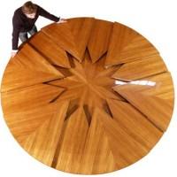 The Fletcher Capstan, an expanding table
