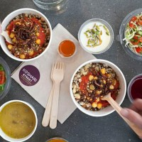 Get a taste of the Middle East at Koshari Street