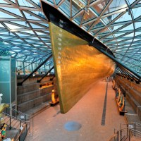 New studio theatre at Cutty Sark