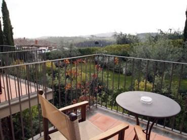 Villa San Paolo, San Gimignano