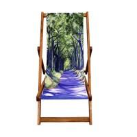 Design pick: deckchairs by Jacqueline Hammond