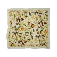 Accessories pick: Jacobean floral scarf from Halcyon Days